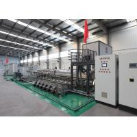 China Industrial aluminum Rack 1600 mm Glass Washing Machine For Mirror Glass Coating on sale