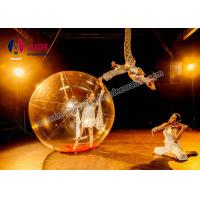 China Event Show Walk Inflatable Ball Game Performance Dance Human Bubble Ball on sale