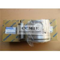 High Performance Diesel Engine Piston Komatsu Spare Parts For Excavator Manufactures