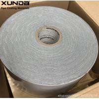 Outer - Layer Pipe Wrap Tape White Color Self Adhesive For Steel Pipes Manufactures