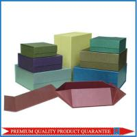 Rigid Gift Paper Packaging Box Made Of Rigid Chipboard Pasted Specialty Paper Manufactures