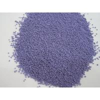 Purple color speckles sodium sulphate speckles detergent speckles  for washing powder Manufactures