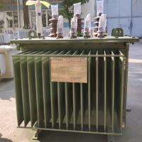 500kVA Oil Immersed Current Transformer , High Voltage Transformer Full Sealed Manufactures
