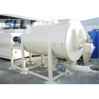 Professional Dry Mortar Mixer Machine Carbon Steel Material OEM / ODM Acceptable Manufactures