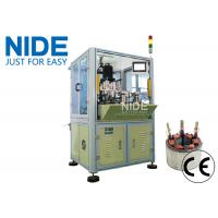 Electric Motor Coil Winding Machine , Coil Winding Machinery for BLDC Stator Manufactures
