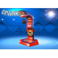 Iron Metal And Tempered Glass Arcade Game Machine Coin Operated Manufactures