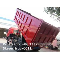 Quality factory direct sale best price dongfeng 6*4 210hp 16CBM Tipper, hot sale good price dongfeng 30tons dump tipper truck for sale