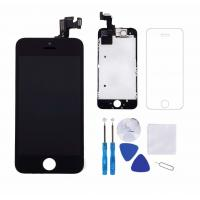 China Portable Iphone LCD Touch Screen , Black 4.0 Inch Iphone 5S LCD Touch Screen on sale
