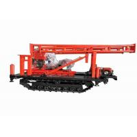 ST-300 Long Stroke 400mm Diameter Core Drilling Rig Powerful Drilling Manufactures