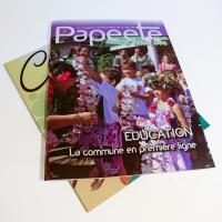 Printing Trade Magazines with 4p, 250gsm C2S art paper and ISO9001:2000, SGS-COC-007396 Manufactures