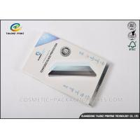 China Eco Friendly Artwork Packaging Boxes , Pretty Packaging Boxes Electronics Items on sale