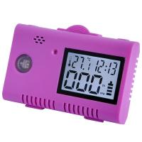 Auto Carbon Monoxide Detector CO Alarm EN50291 with LCD Display Manufactures