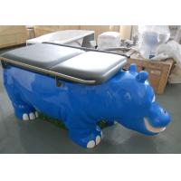 Cute Hippo Figure Pediatric Exam Table Manufactures