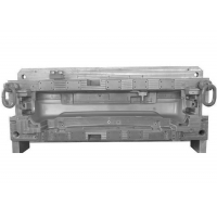 China S136 Plastic Injection Moulding For Car Outer Grille on sale