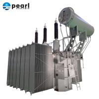 Three Phase Power Distribution Transformer With OLTC 220 Kv 90 Mva Manufactures