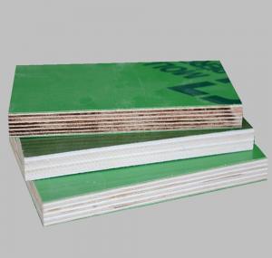 pp plastic film faced plywood Manufactures