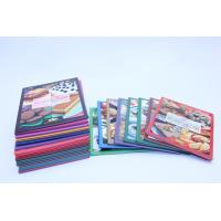 Quality CMYK Cook Book Printing With Flexible Binding for sale