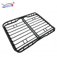Quality E002 M9 Steel Luggage Basket For Roof RacksWith Fully Enclosed Spoiler Universal Type for sale