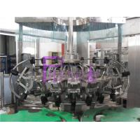 3-in-1 Washing Filling Capping Machine For 200ml - 1000ml Bottle Beer Manufactures