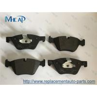 Ceramic High Performance Automotive Disc Brake Pads for Cars 34116775310 Manufactures