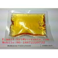 SARMs Powder Boldenone Undecylenate Equipoise Muscle Gaining Steroids CAS13103-34-9 Manufactures