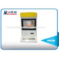 17 Inch Multi Touch Screen Wall Mount Kiosk Windows Xp / 8 / 10 Operating System Manufactures