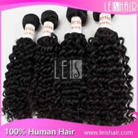Golden supplier supply 100% Natural cheap malaysian curly hair Manufactures