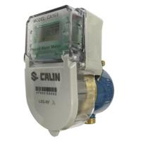 Buy cheap IP68 Protection Smart Water Meter R160 Accuracy Brass Body LCD Display Remotely from wholesalers