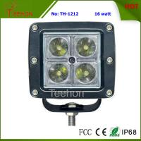 9-60V 1120LM 16W Cheap LED Work Light for Motorcycle and Heavy-Duty Trucks Manufactures