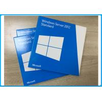 32 Bit Microsoft Windows Server 2012 R2 Retail Box English Version For Global Area Manufactures
