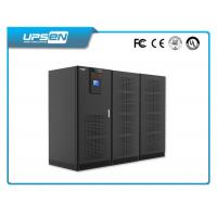 0.9PF Large 120KVA / 108KW Low Frequency Online UPS 380V / 400V / 415Vac Manufactures