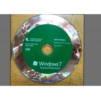Genuine Windows 7 Home Premium Full Version , Windows 7 Home Download For PC Manufactures