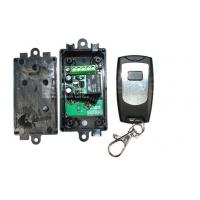Wireless Push Button Switch With 4 Keys , Anti - Corrosion Remote On Off Switch Manufactures