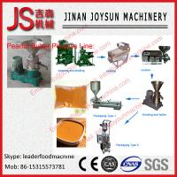 Buy cheap Peanut Process Machine,top quality blueberry jam/peanut butter making machine from wholesalers