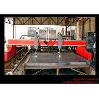 Plasma CNC Cutting Machine for Stainless Steel / Carbon Steel High Precision CNC Cutting Tools Manufactures