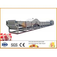 Automatic Turnkey Tomato Ketchup Sauce Jam Production Line ISO9001 Certification Manufactures