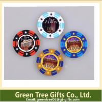 High Quality Round 11.5g Clay Poker Chips/Ceramic Poker Chips Manufactures