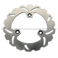 Rear Wheel Motorcycle Brake Disc Honda CBR400F VFR400R 3 Holes Stainless Steel 304 Manufactures