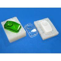 Rapid Tooling Vacuum Casting ComponentsInjection Molding Plastic Material Manufactures