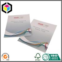 Glossy UV Logo Printing Brochure Custom Print; Catalog, Flyer Printing Service Manufactures
