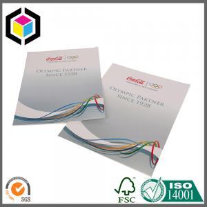 Glossy UV Logo Printing Brochure Custom Print; Catalog, Flyer Printing Service Manufactures