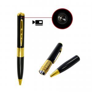wholesale high quality spy camera pen cheap spy camera pen  hidden micro camera mini dv dvr video camera made inchina Manufactures