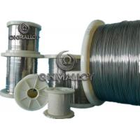 Buy cheap E Type Nicr-CuNi ( Constantan ) Bare Thermocouple Wire 0.02-10mm Diameter from wholesalers