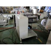 China Self-Adhesive Sticker Paper and Thermal Paper Slitter with Turret Rewinder on sale