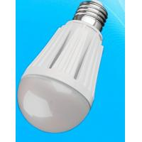 Aluminum high quality 9W CRI 80 LED bulb light with CE&ROHS Manufactures