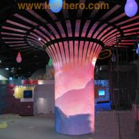 HD P6.67 indoor led display made in china led factory Manufactures