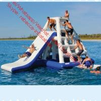 Lake Inflatable Water Park for Adults and Kids Entertainment adult water slide Manufactures