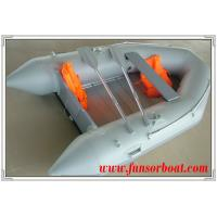 Inflatable PVC Tender with Aluminum Floor (Length:2.7m) Manufactures