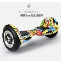 Rechargeable Battery Two Wheels  Electric Drifting Scooter With LED Light Manufactures