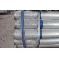 3MM Galvanized Pipe Structural Steel Sections GI Pipe For Pipelind Manufactures